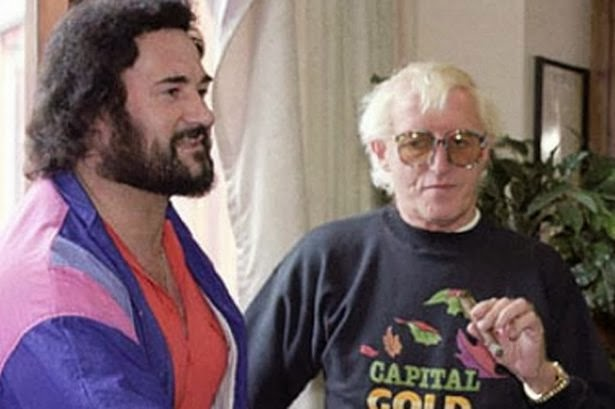 Image result for jimmy savile yorkshire ripper